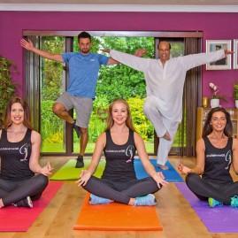 International Yoga Day 2017